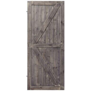 Skrzydło drzwiowe drewniane LOFT II 60 Lewe RADEX