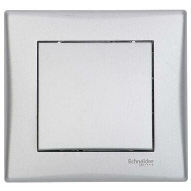 Przycisk dzwonek / światło SEDNA  aluminium  SCHNEIDER