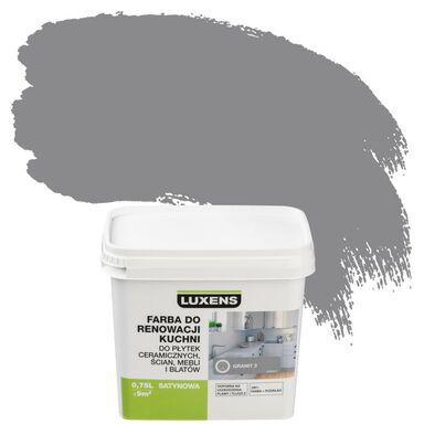 Farba renowacyjna DO KUCHNI 0.75 l Granit 3 LUXENS