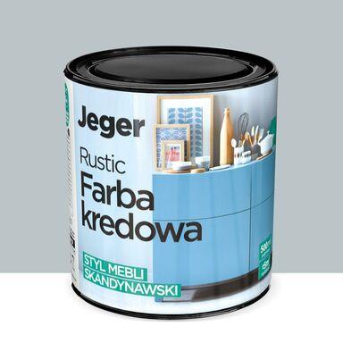 Farba kredowa do mebli RUSTIC 0.5 l Stalowy JEGER