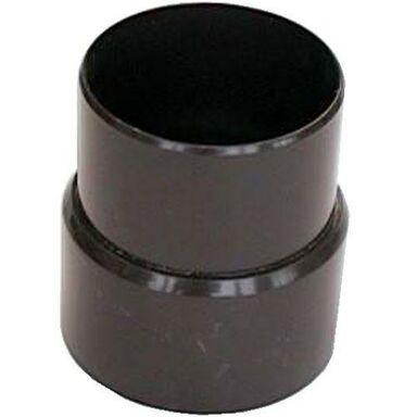 Mufa rynnowa 100 mm Brązowa SCALA PLASTICS