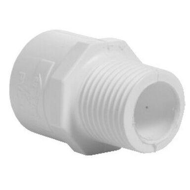 """Złączka PVC KW 1/2"""" - GZ1/2"""" USTM"""