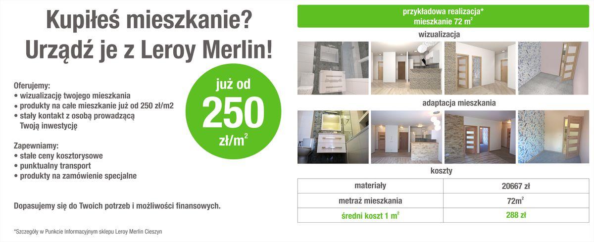 cieszyn leroy merlin sklepy budowlano dekoracyjne leroy merlin. Black Bedroom Furniture Sets. Home Design Ideas