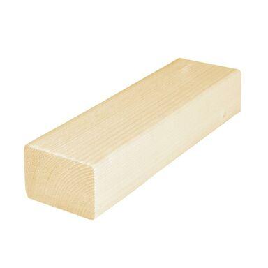 Listwa drewniana prostokątna 28 x 45 x 1000 mm