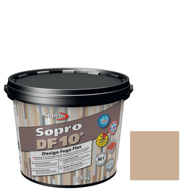 Fuga cementowa DF10  beżowy  2.5 kg SOPRO