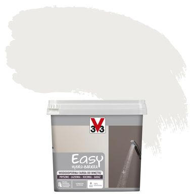Farba wodoodporna EASY HYDRO-BARIERA 0.75 l Biały V33