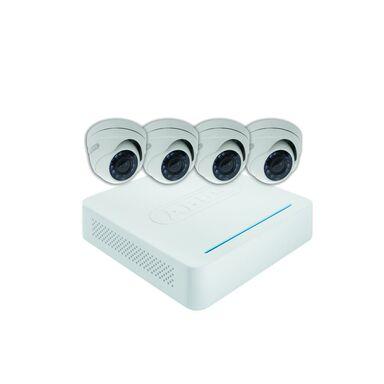 Zestaw do monitoringu TVVR30414 4 KAMERY ABUS