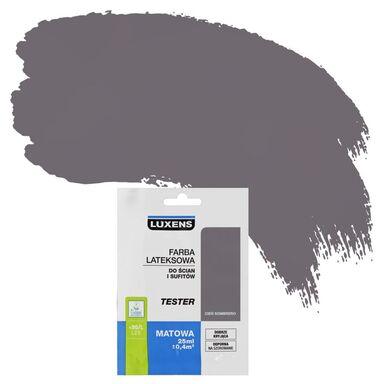 Tester farby DO ŚCIAN I SUFITÓW 25 ml Cień sombrero LUXENS