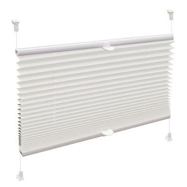 Roleta plisowana zaciemniająca VERONA 68 x 210 cm biała termoizolacyjna