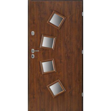 Drzwi wejściowe KOLONIA 90 Prawe LOXA