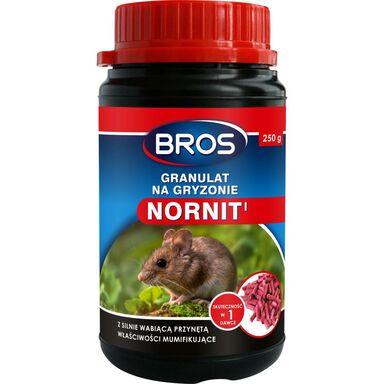 Granulat NORNIT na gryzonie 250 g BROS