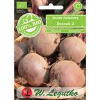 Burak ćwikłowy DETROIT BIO nasiona ekologiczne 10 g W. LEGUTKO