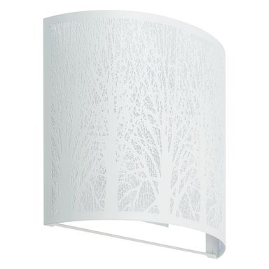 Kinkiet FOREST biały INSPIRE