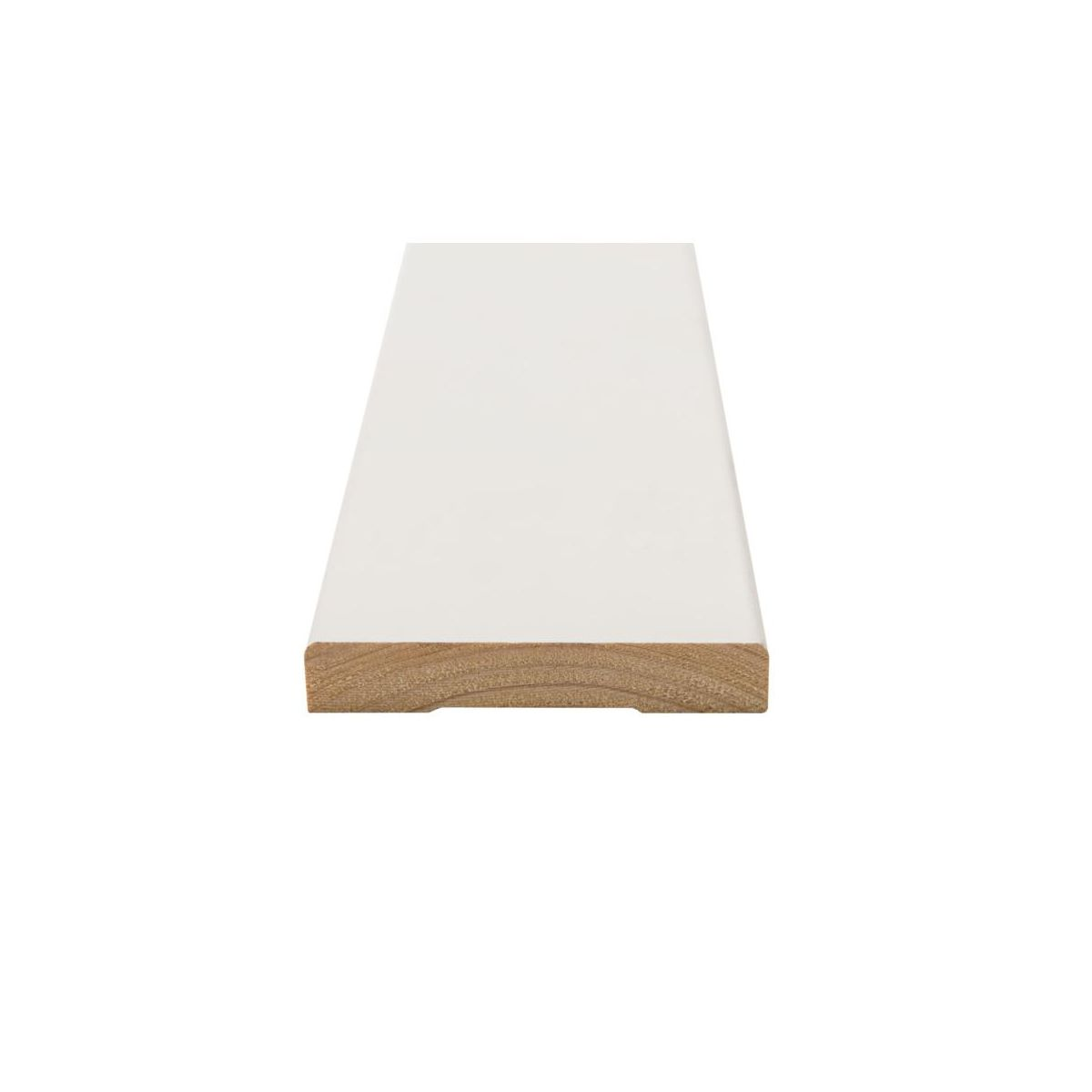 Listwa Maskujaca 9 X 56 X 2400 Mm Biala Detalia Drewniane Listwy Profilowane W Atrakcyjnej Cenie W Sklepach Leroy Merlin