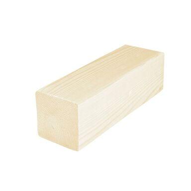 Listwa drewniana kwadratowa 30 x 30 x 2500 mm