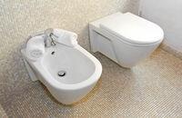 Budowa i montaż zestawu podtynkowego (WC i umywalka)