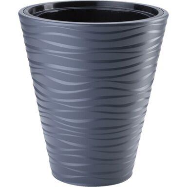 Doniczka SAHARA 40 x 40 x 44 cm FORM-PLASTIC