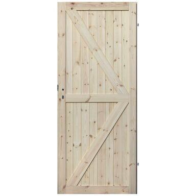 Skrzydło drzwiowe LOFT II  60 Prawe RADEX