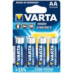 Baterie LR06 / AA HIGH ENERGY VARTA