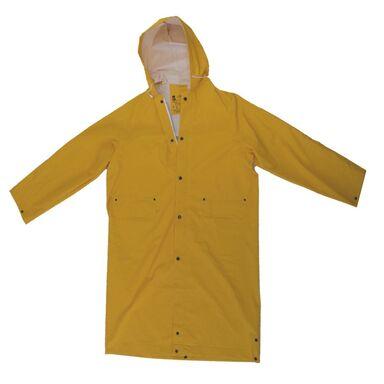Płaszcz przeciwdeszczowy z kapturem  r. M  BHP-EXPERT