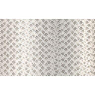 Blacha tłoczona 600 x 1000 x 2 mm aluminiowa połysk GAH ALBERTS