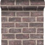 Tapeta DARK BRICK INSPIRE