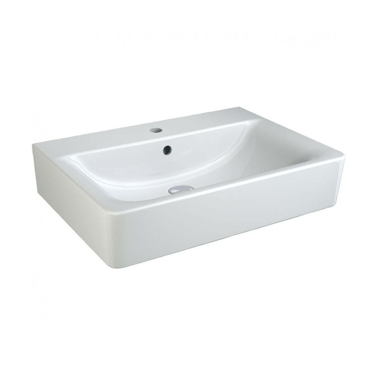 umywalka connect umywalki w atrakcyjnej cenie w sklepach leroy merlin. Black Bedroom Furniture Sets. Home Design Ideas