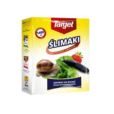 Środek na ślimaki ŚLIMAK CONTROL 1 kg TARGET