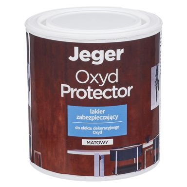 Lakier zabezpieczający OXYD PROTECTOR 0.5 l Matowy JEGER