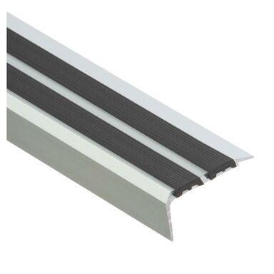 Profil schodowy Z GUMĄ  dł. 250 cm  EASY LINE