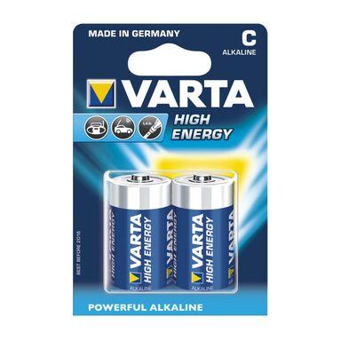 Baterie LR14 / C HIGH ENERGY VARTA