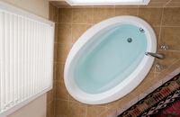 Wanny - wymiary a wielkość łazienki