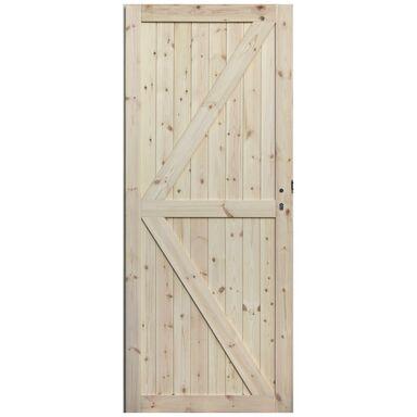 Skrzydło drzwiowe LOFT II  60 Uniwersalne RADEX