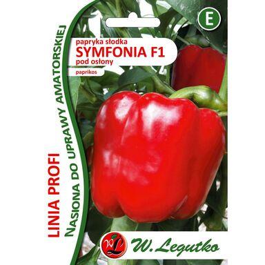 Nasiona warzyw SYMFONIA F1 PROFI Papryka słodka pod osłony W. LEGUTKO