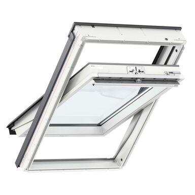 Okno dachowe 3-szybowe GLU 78 x 118 cm otwierane od góry Velux