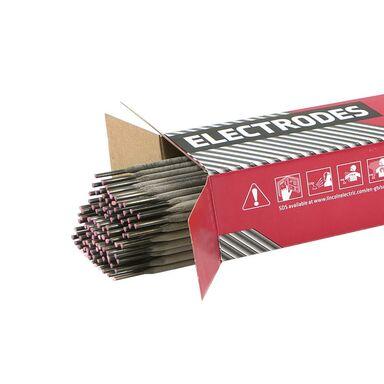Elektrody spawalnicze RUTYLOWA - RÓŻOWA 6013 4,0/5 KGg LINCOLN ELECTRIC BESTER
