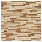 Panel ścienny drewniany Twig 1