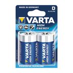 Baterie LR20 / D HIGH ENERGY VARTA