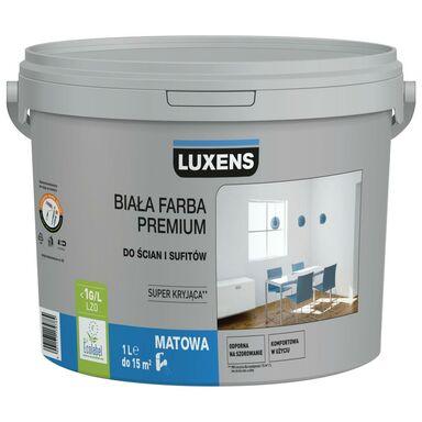 Farba wewnętrzna PREMIUM 1 l LUXENS