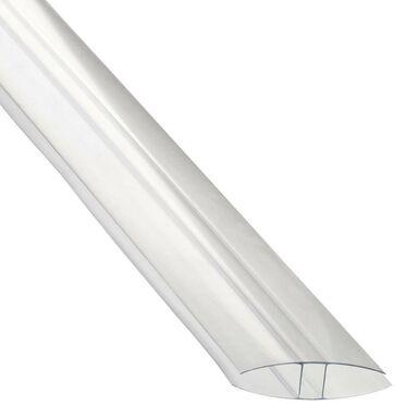 Profil łączący H do poliwęglanu komorowego 16 mm 2 mb