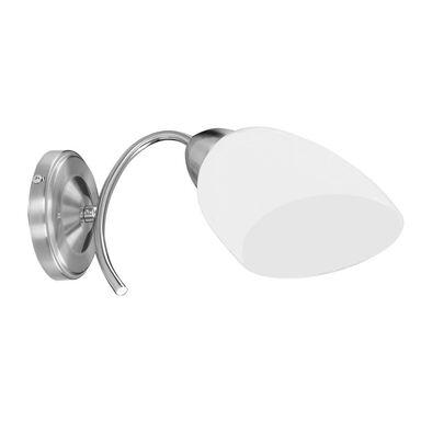 Kinkiet VILETTA biały z niklem E27 SPOT-LIGHT