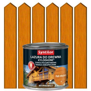 Lazura do drewna XYLODHONE HP 0.125 lDąb złocisty SYNTILOR