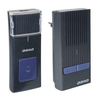 Dzwonek bezprzewodowy OR-DB-CD-116/B ROCK AC ORNO