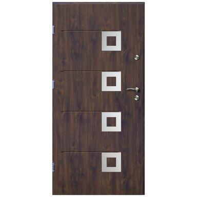 Drzwi wejściowe 4 LINE QUATTRO  lewe 90