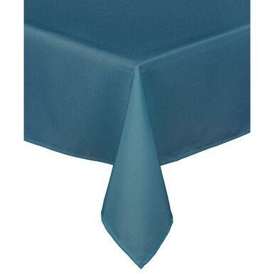Obrus na stół LUKRECJA 140 x 260 cm niebieski