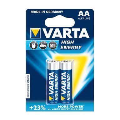 Bateria LR06 / AA HIGH ENERGY VARTA