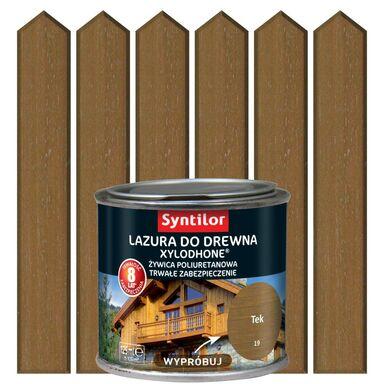 Lazura do drewna XYLODHONE HP 0.125 l  Tek SYNTILOR