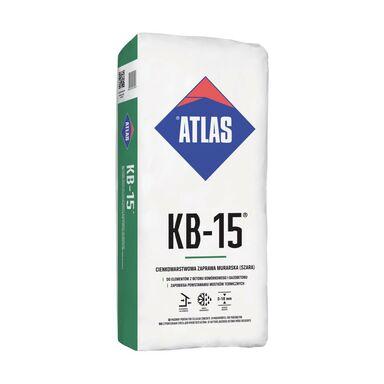 Zaprawa murarska do betonu komórkowego KB-15 25 kg ATLAS