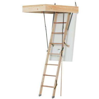 Schody strychowe CLICKFIX®56 120 x 60 cm DOLLE