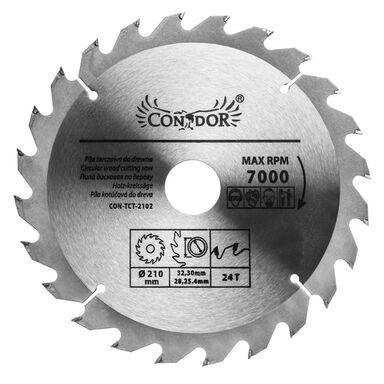Tarcza do drewna CON-TCT-2102 CONDOR